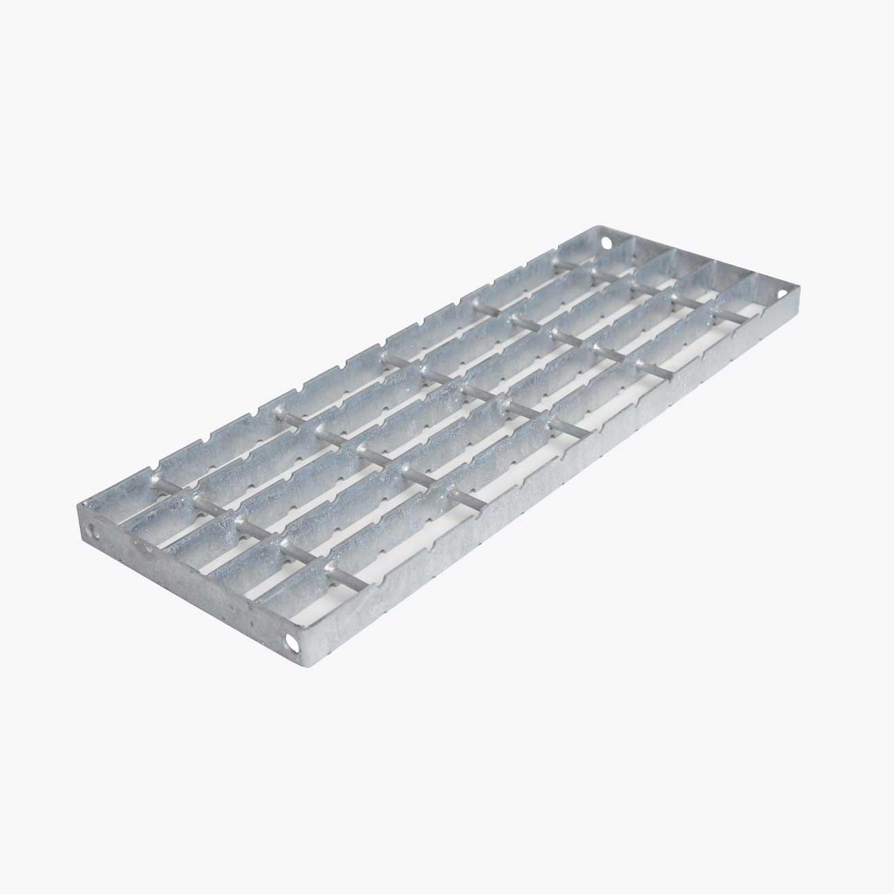 Bar Grating Step for Steel Stairway / Catwalk / Walkway