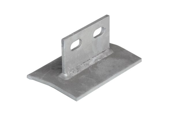 Two Hole Lifting Lug for Storage Tanks, Welded
