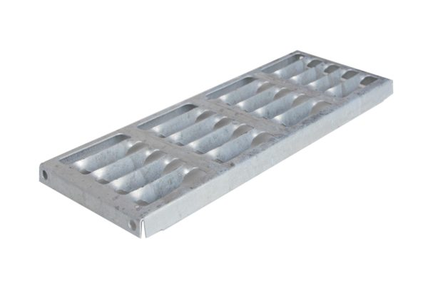 Formed Grating Standard Step for Steel Stairways at SteelFront