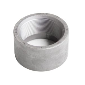 Steel Half Coupling for Use with Storage Tanks at SteelFront
