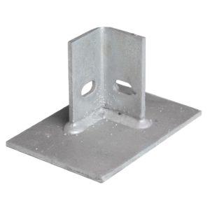 Steel Stanchion Lug / Leg Bracket