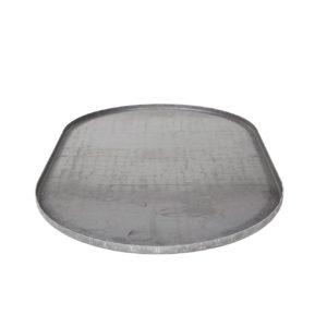 Oval Storage Tank Head